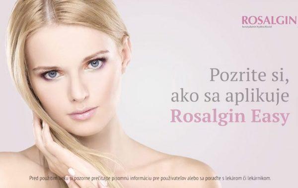 Video animácia Rosalgin easy