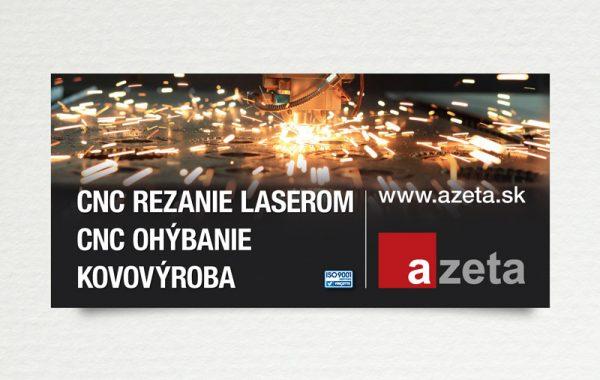 Billboard Azeta