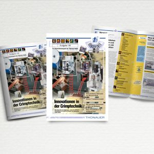 Firemný magazín Thonauer