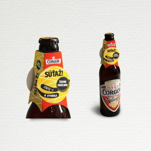 Neck hanger pivo Corgoň