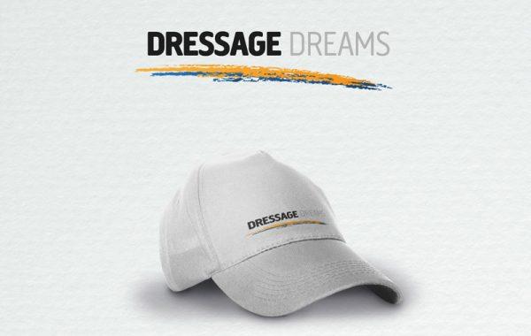 Tvorba loga Dressage Dreams