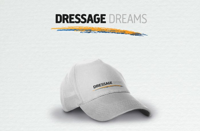 Dizajn loga Dressage Dreams