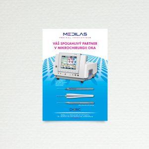 Inzercia Medilas DORC